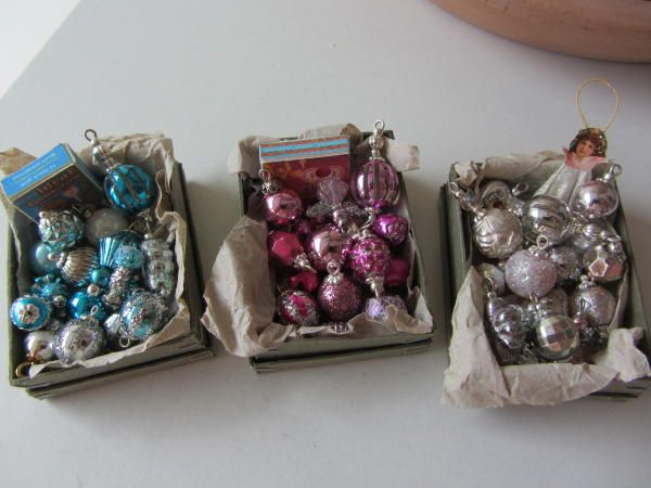 """These are actually """"Dollhouse Miniature"""" ornaments!"""