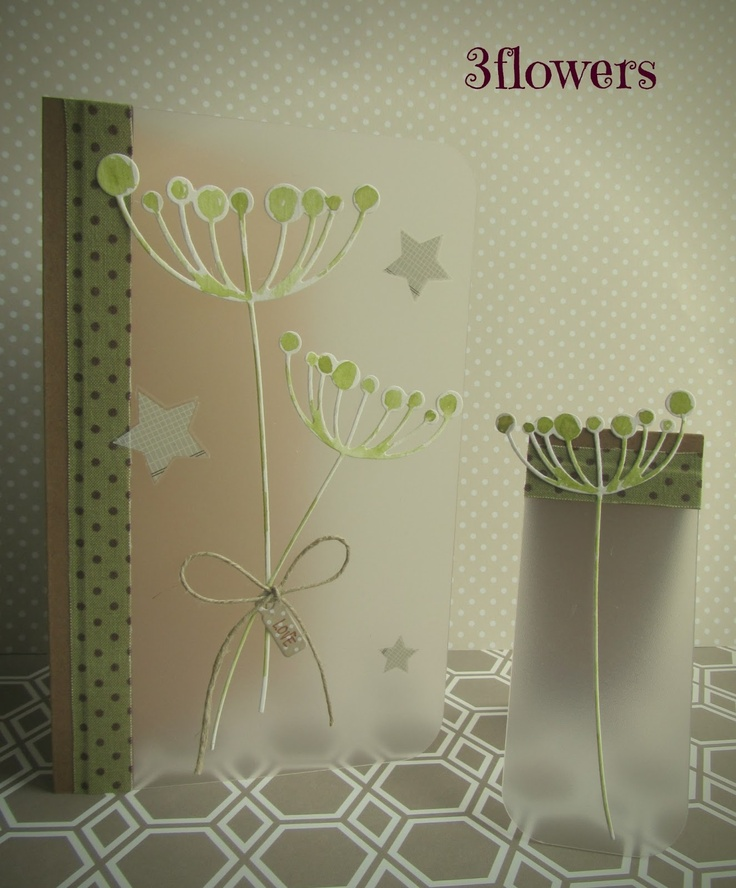 3flowersscrapbooking: transparente y especial.......