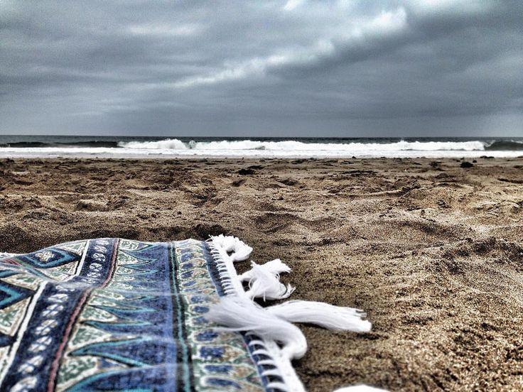 Playa Las Canteras. Frente velo🏖