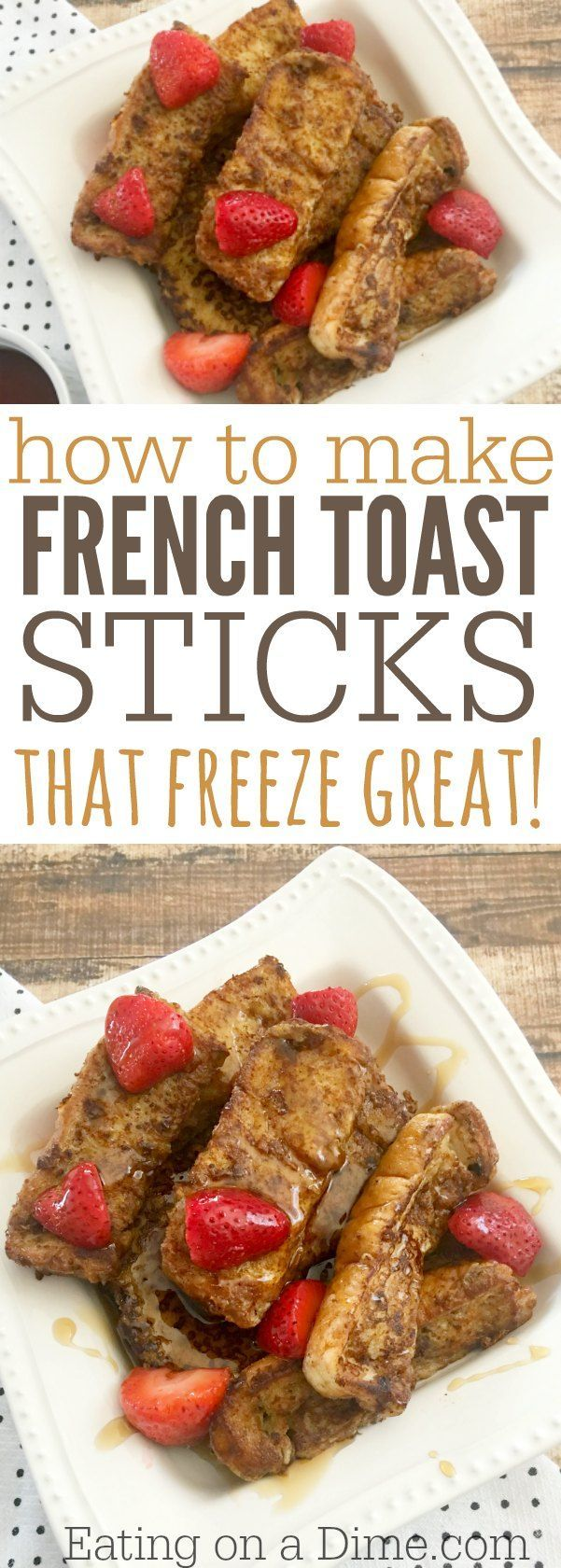 French Toast Sticks recipe is easy to make and the entire family loves it. I know you are going to love this Simple french toast recipe.