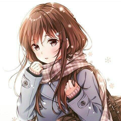 Anime girl | Alexia | Pinterest | Otoño, Manga y Dibujo
