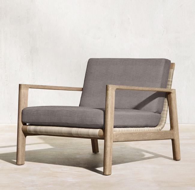 Mesa Teak Lounge Chair Lounge Chair Cushions Chair Deck Furniture