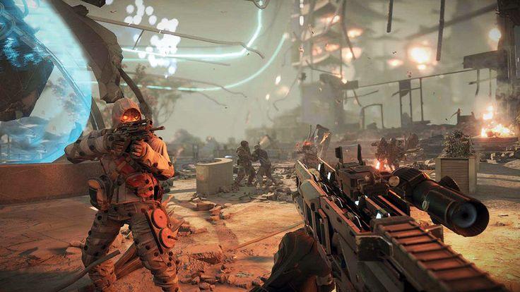 Launch trailer: 'Killzone: Shadow Fall'