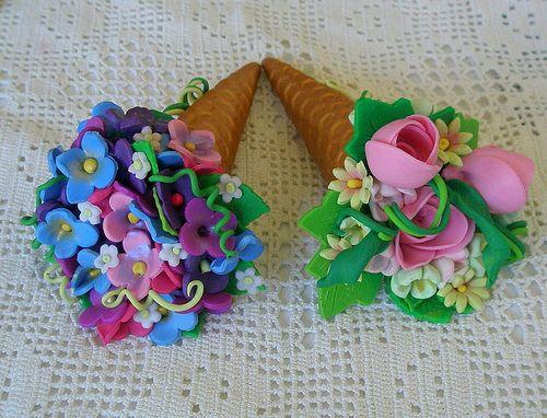 Flower Icecreams