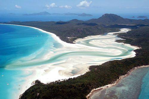 cool    ...Whitehaven Beach Australia |