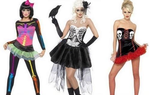 Костюмы для хэллоуина для девочек