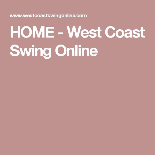 HOME - West Coast Swing Online