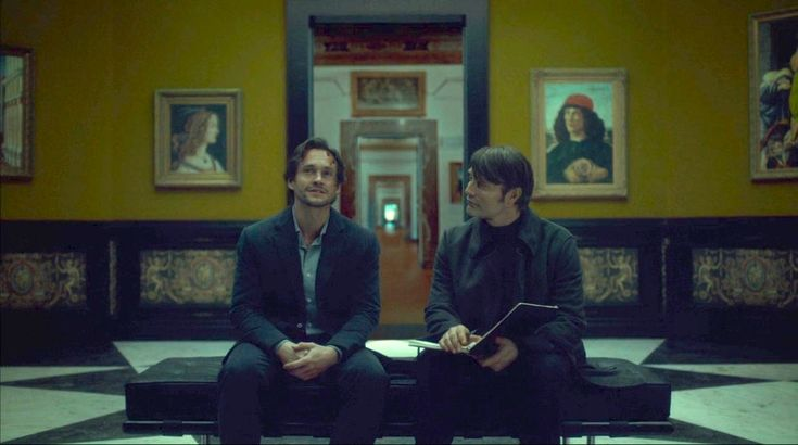 Hannibal and Will each represent a lonely soul stranded on an island of his own design who discovers he's not in fact alone. Unfortunately that island by its very nature is built for one, and no fr...
