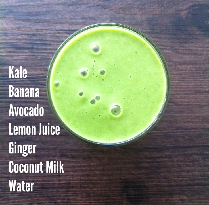 green smoothie for joyous health