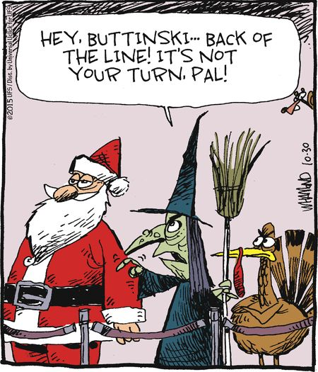 its not your turn pal santa needs to wait for december reality halloween humorhalloween - Halloween Humor Jokes