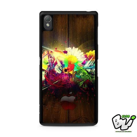 Abstrak Art Colorfull Sony Experia Z3,Z4,Z5,C3,C4,E4,M4,T3 Case,Sony Z3,Z4,Z5 MINI Compact Case