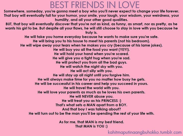 Loving Your Best Guy Friend Quotes: Guy Best Friend Problems: Photo