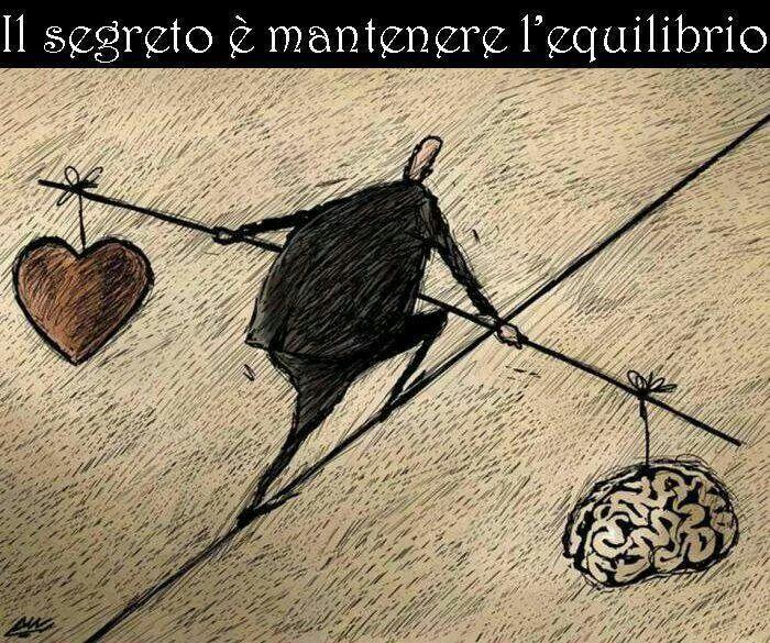 Il delicato equilibrio tra mente e corpo