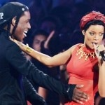 Rihanna teams up with ASAP Rocky for North American tour