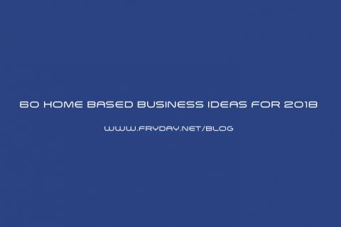 60 Business Ideas For Home 2018