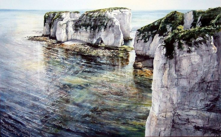 Into The Light; Old Harry Rocks