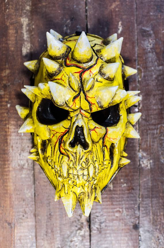 Inspired Death wish very hard mode mask Payday-2 by Maskforsale