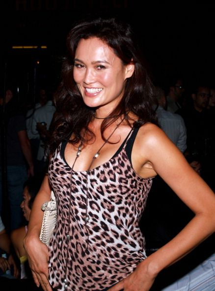 Tia Carrere during Thompson Media Presents 'LA Suite' World Premiere Party July 26 2006 at Hollywood Roosevelt Hotel in Hollywood California United...