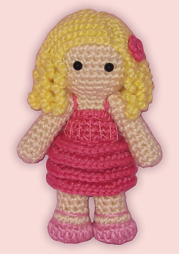 17 Best images about Crochet - Dolls, Clothes ...
