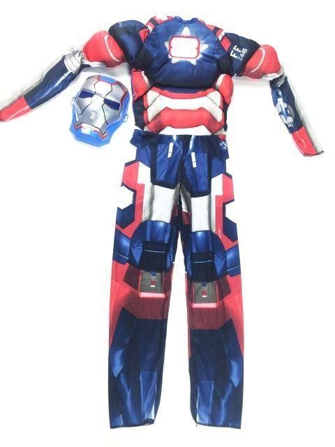 cosplay costume iron man costume fancy dress costumes for kids ironman halloween costumes for Children Avengers boys