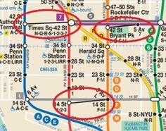 Helpful hints on navigating the New York subway. T…