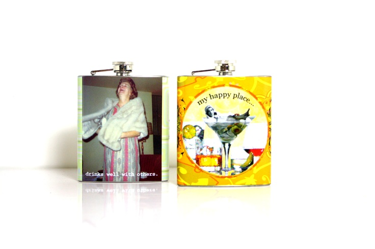 Perfect #flasks , sure to make anyone laugh