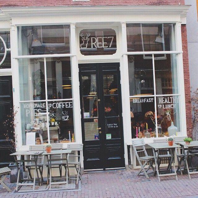 Amsterdam // Negen straatjes // Ree7// koffietje