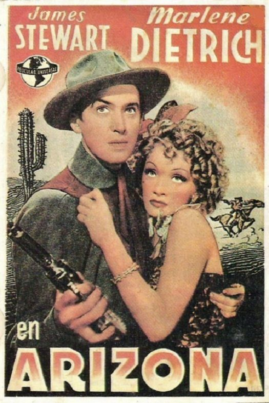 "Arizona (1939) ""Destry Rides Again"" de George Marshall - tt0031225"