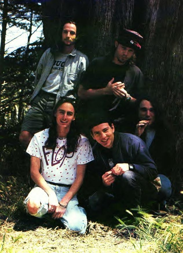 Pearl Jam. One part Eddie Vedder's great grandmother, one part marmalade. http://www.play.com/lists/top-100-artists.html