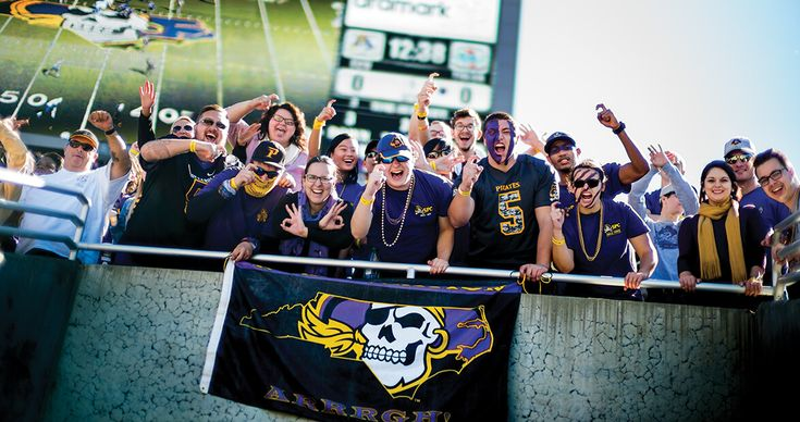 East Carolina football fans are rabidly energetic and fiercely loyal, and they…