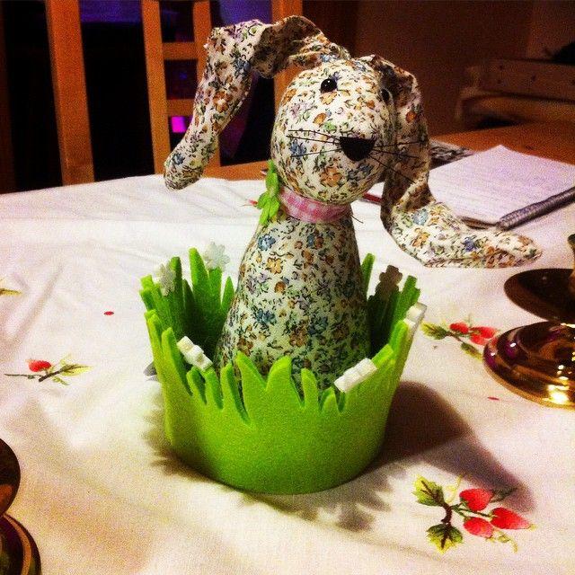 """""""#kanin #hare #vår #rabbit #spring #påsk #easter #öb var tvungen o köpa honom"""""""
