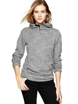 Nubby terry hoodie | Gap $49.50