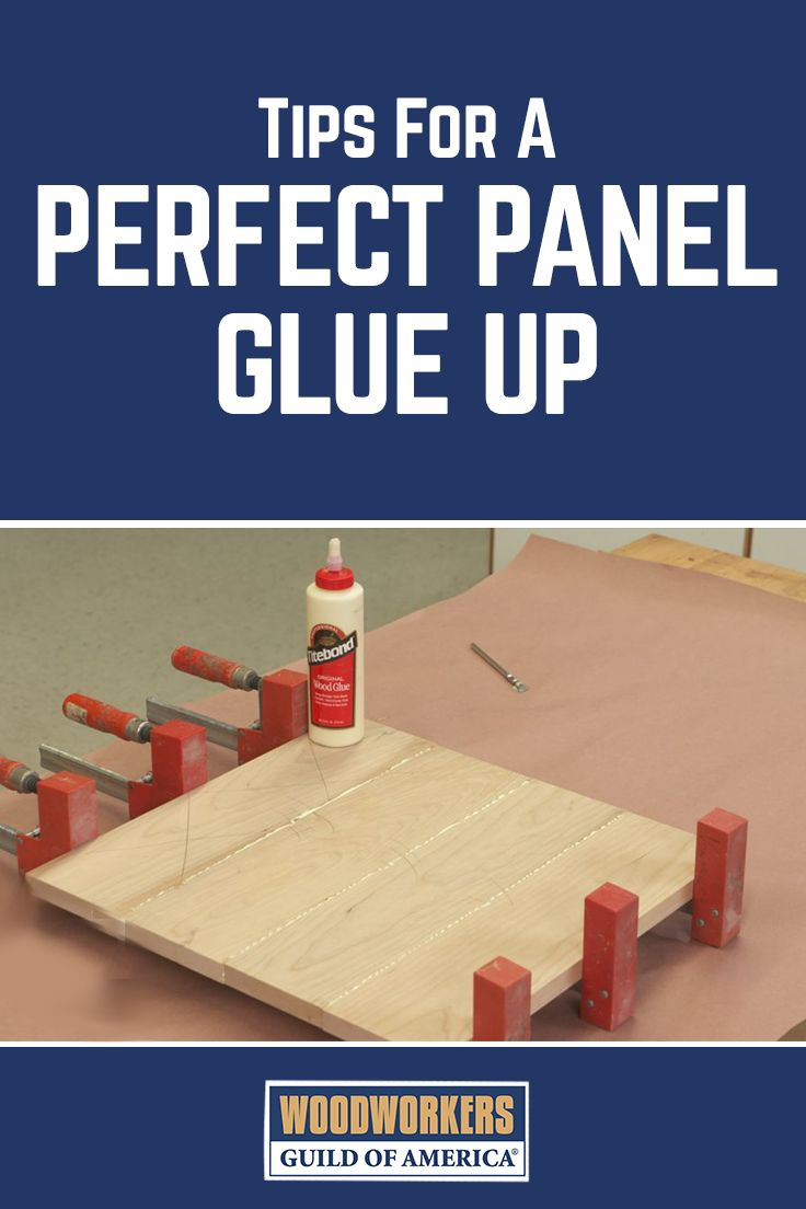 When you need wide pieces for a project and don't want to use sheet stock, man made material, you'll be doing a panel glue up; gluing pieces edge to edge. There are a handful of things that need to happen to create a successful edge to edge glue up. A well constructed panel glue up will have grain match, color match, good glue joints, and come out flat. Here are a number of tips that will help you compose great panels for your projects.
