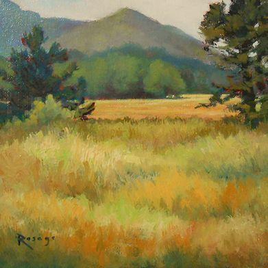 Grandfather Mountain by Bernie Rosage Jr.
