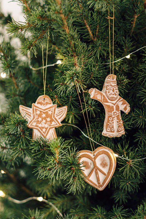 Walking in a winter boogie wonderland! This ethically made terracotta  ornament was handcrafted in Bangladesh - Disco Santa Ornament HOLIDAY Ethical Ornaments Ornaments