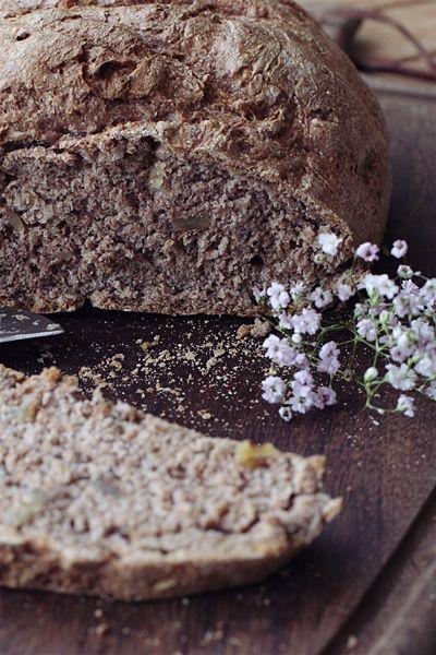 Brot mit Walnüssen | A Cake A Day | Mein Foodblog