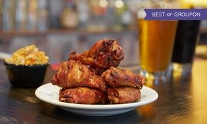 Groupon - Visit 3rd Annual Maryland Chicken Wing and Beer Festival from ABC Events (Up to 40% Off) in Anne Arundel County Fairgrounds . Groupon deal price: $12