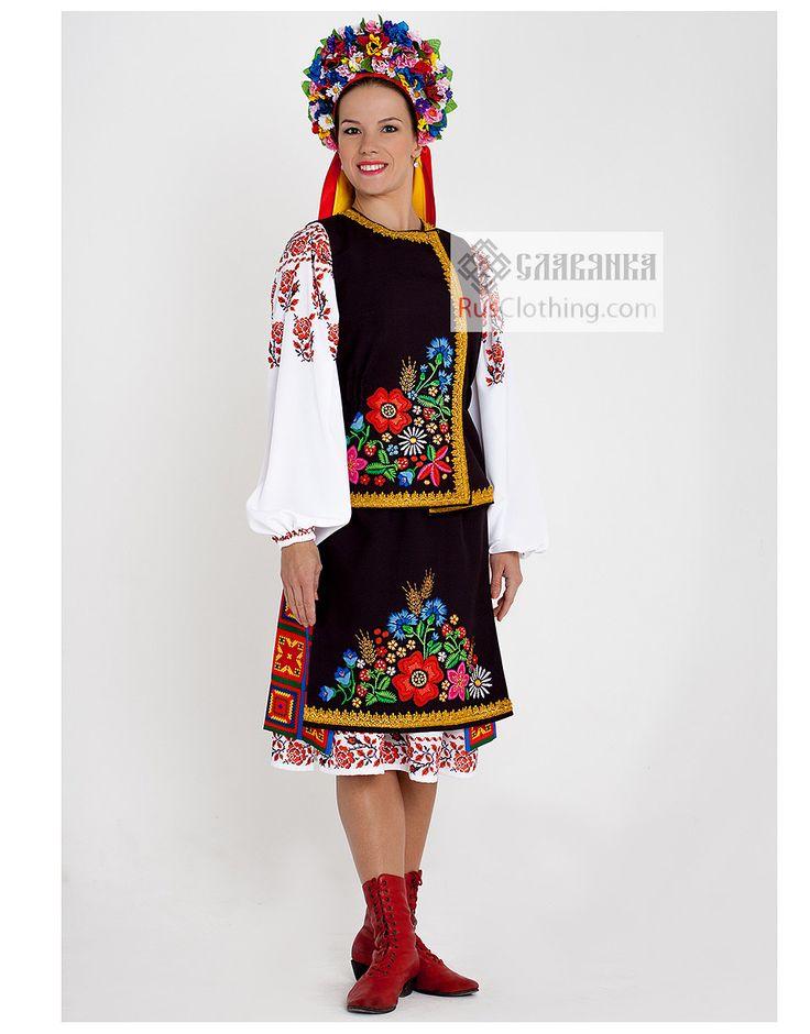 Traditional dance dress Ukraine