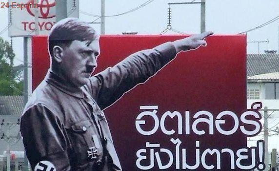 Condenado a tres años de cárcel por dar un puñetazo a un hombre por hacerle un saludo nazi