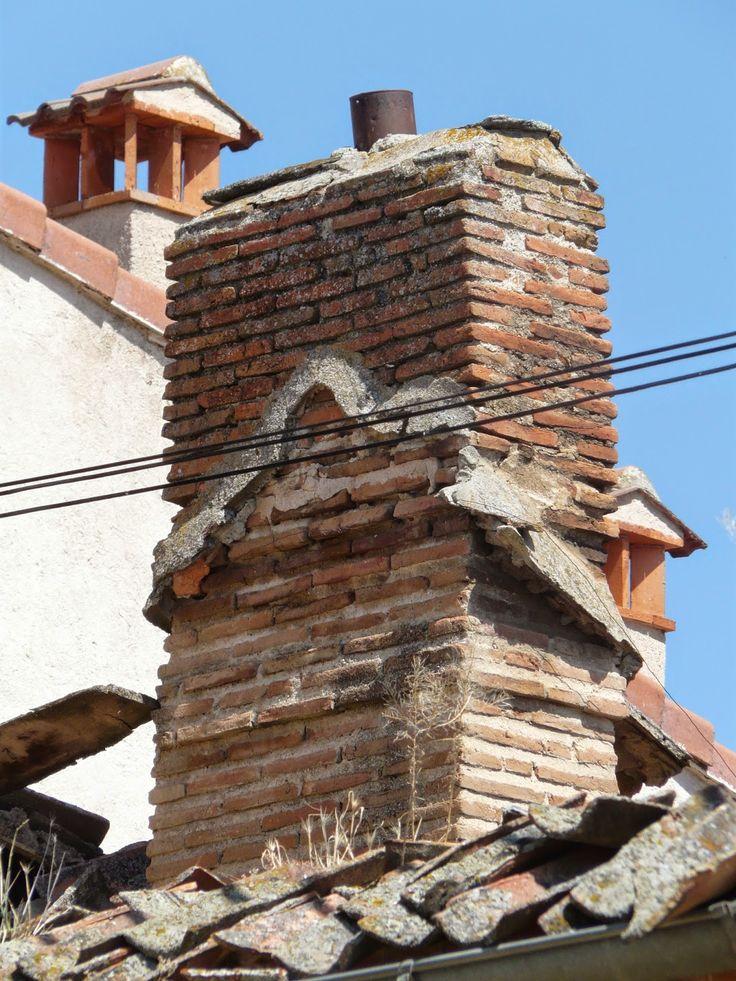 M s de 1000 ideas sobre chimeneas de ladrillo en pinterest - Chimeneas de ladrillo refractario ...