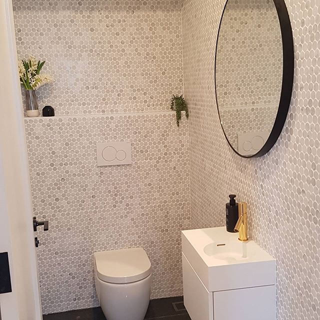 5 Reasons To Put Shiplap Walls In Every Room: 169 Best L POWDER ROOM L Images On Pinterest