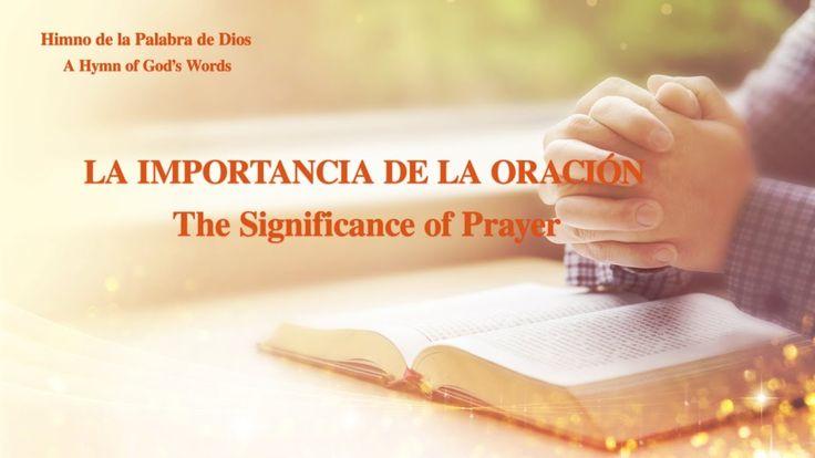 Música de adoración para orar | La importancia de la oración