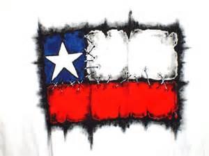 Image detail for -Chilean Flag teeshirt | Toki Arts