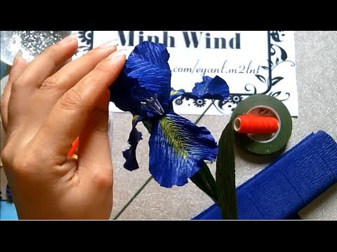 Lots of video tutorial how to make paper flower step by step here: https://www.youtube.com/watch?v=fpf86zhBWRE&list=PLoh5l3A2Cl68yQ9OoUUKx75XTki8ZL775&index=...