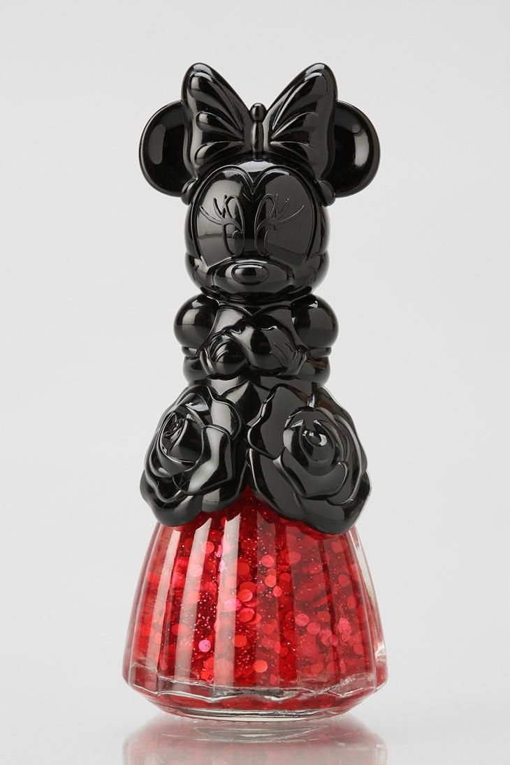 Anna Suit Minnie Mouse Nail Polish #urbanoutfitters