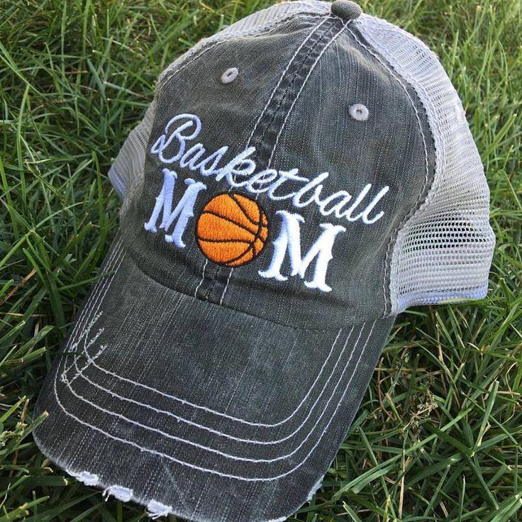 Hat {Basketball mom}