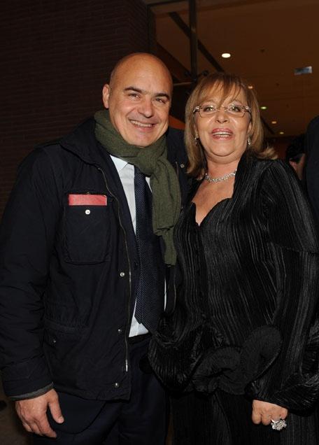 #Arte #MarilenaFerrari Luca#Zingaretti