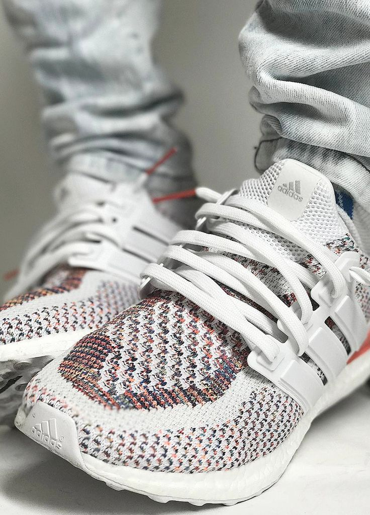 Adidas Ultra Boost Multicolor - 2016 (by themonniker)