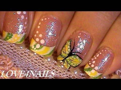 Link To My Spanish Channel: http://www.youtube.com/user/LOVE4NAILSenEspanol Hello You Guys!!! Happy Friday ~ Today's nail design is one I worked on while my ...