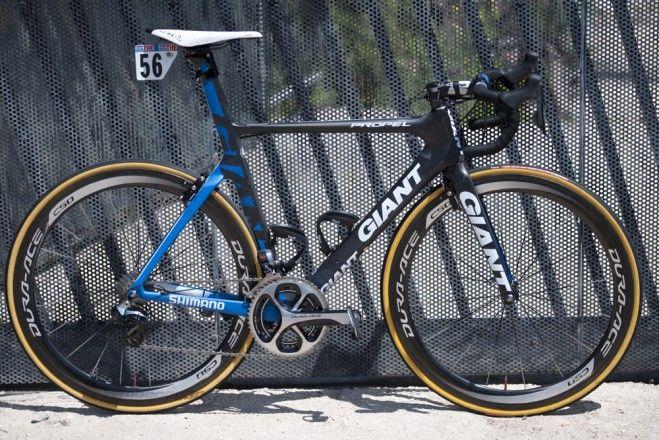 Pro Bike Gallery: Steven Kruijswijk's Giant Propel Advanced SL0